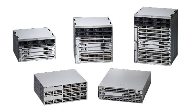 Cisco Catalyst 9000